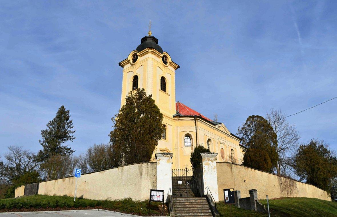 Kilian Ignaz Dientzenhofer: Pläne für die Kirche Mariä Himmelfahrt, 1731 - 1732