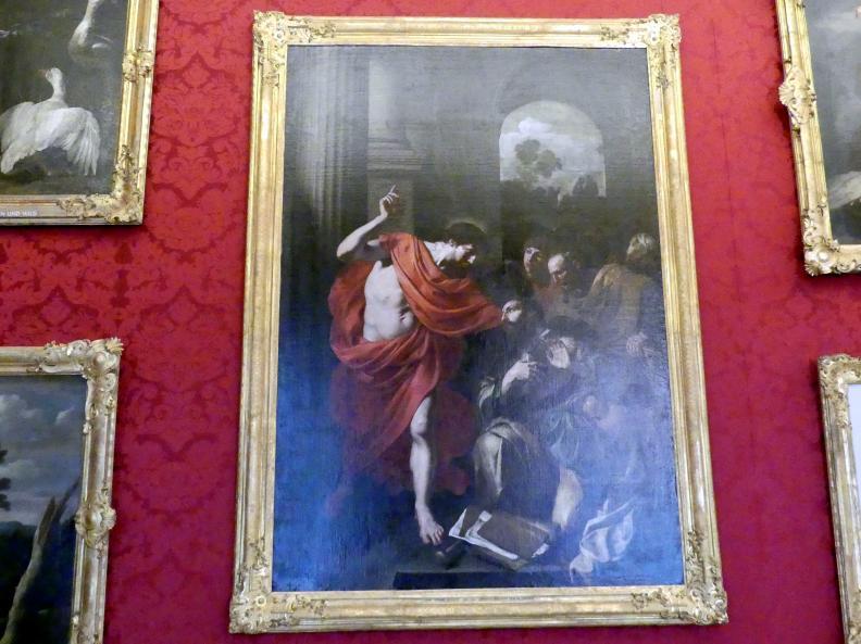 Gerard Douffet: Christus erscheint dem hl. Jakobus, Undatiert