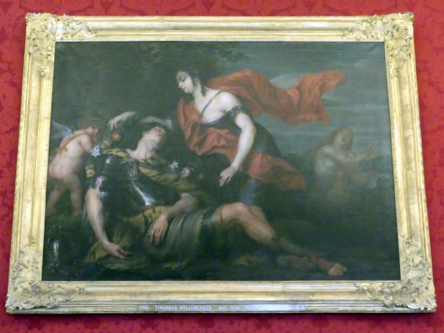 Thomas Willeboirts: Medor und Angelica, Undatiert