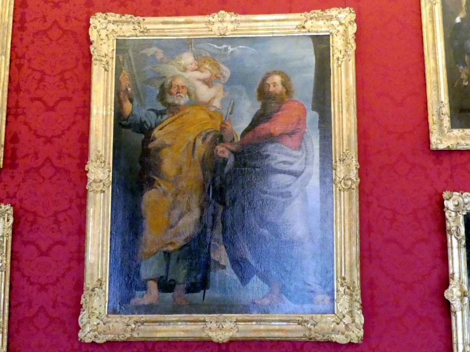 Peter Paul Rubens: Die heiligen Petrus und Paulus, Undatiert