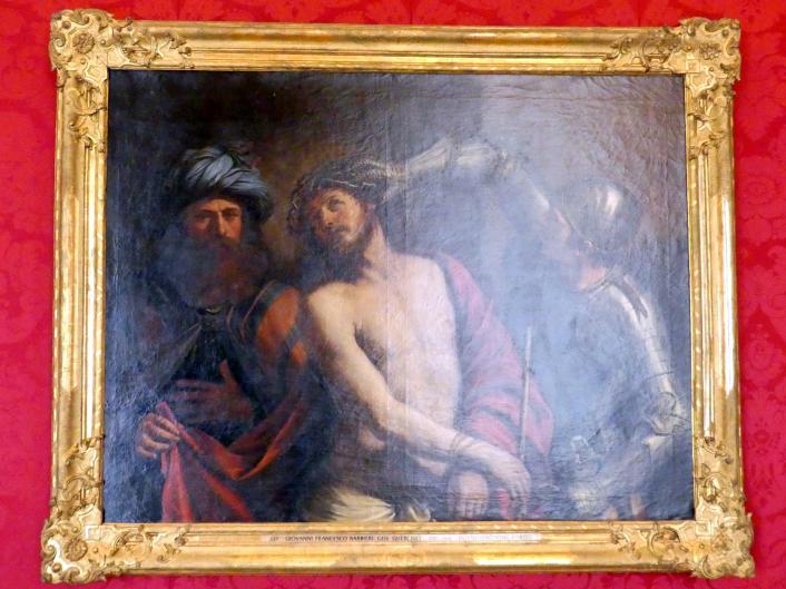 Giovanni Francesco Barbieri (Il Guercino): Dornenkrönung Christi, Undatiert