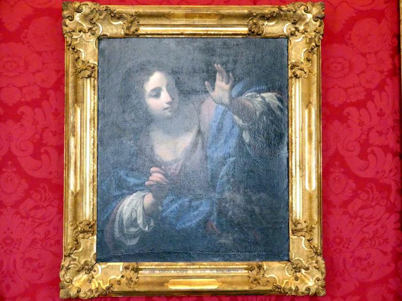 Simone Pignoni: Hl. Margaretha, Undatiert