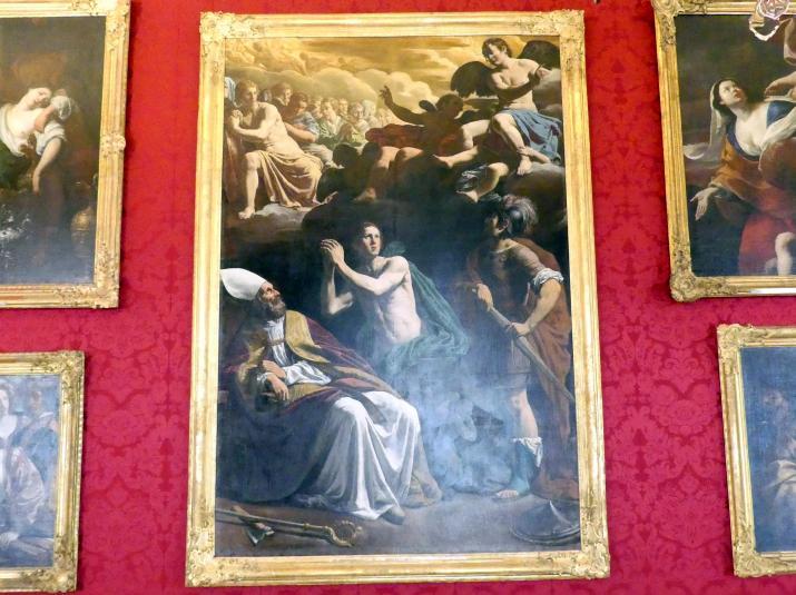 Francesco Furini: Marter des hl. Veit im Beisein der hll. Wolfgang und Gregor, Undatiert