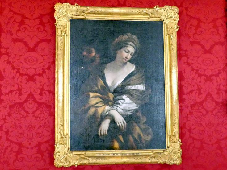 Pietro da Cortona: Ehebrecherin, Undatiert