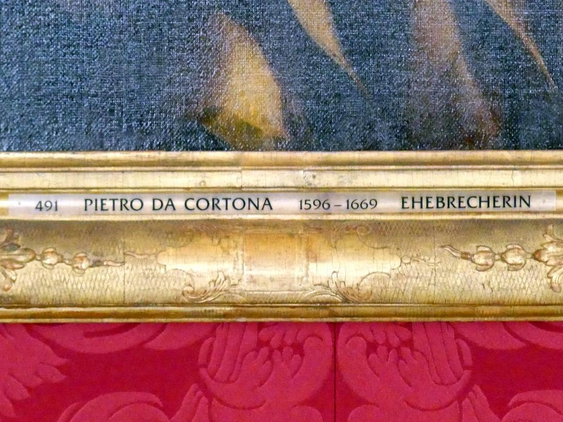 Pietro da Cortona: Ehebrecherin, Undatiert, Bild 2/2