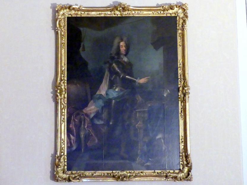 Joseph Vivien: Kurfürst Max Emanuel von Bayern, Undatiert