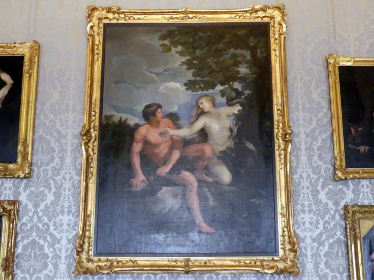Pietro da Cortona: Der Sündenfall, Undatiert