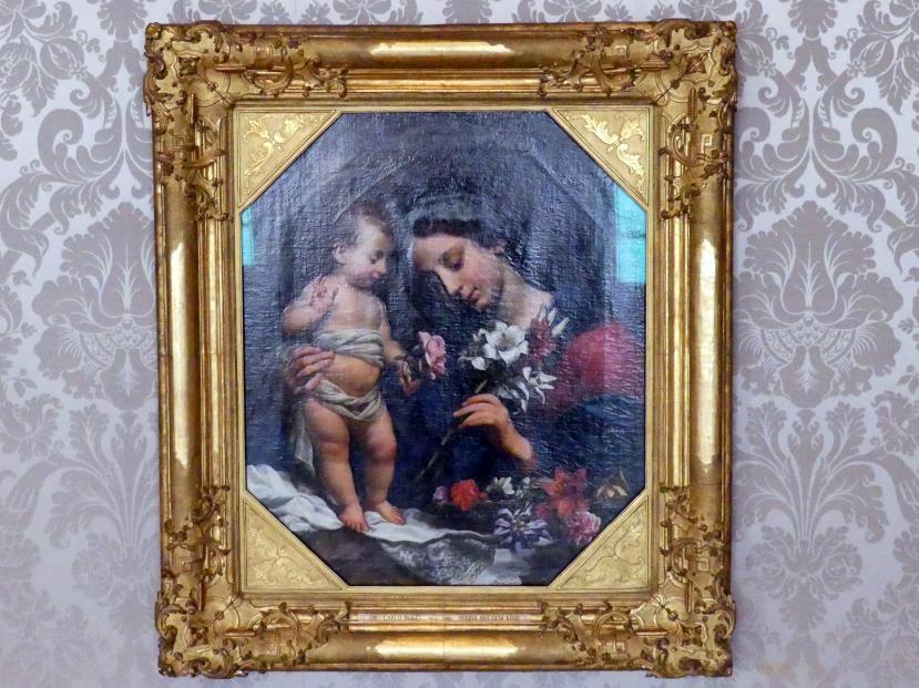 Carlo Dolci: Maria mit dem Kind, Undatiert