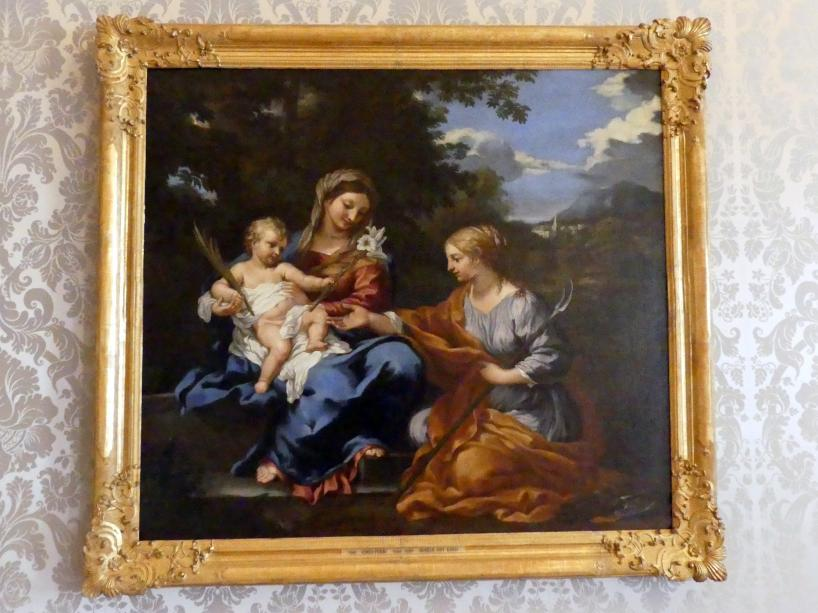 Ciro Ferri: Maria mit Kind, Undatiert