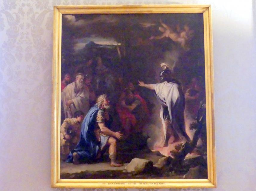 Luca Giordano: Der Schatten des Achill, Undatiert
