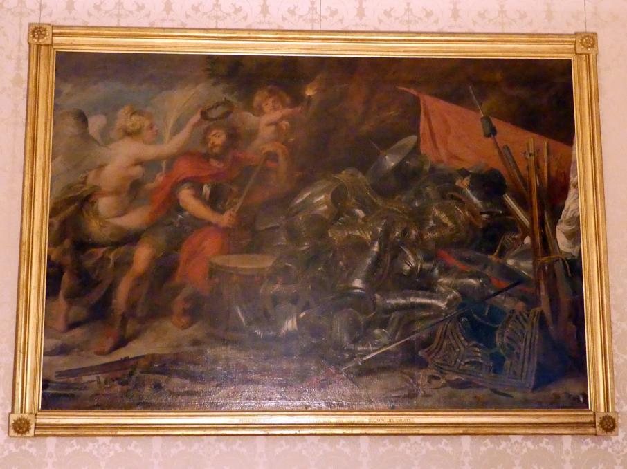 Peter Paul Rubens: Triumph des Siegers, Undatiert