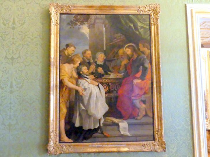 Peter Paul Rubens: Epitaph des Franciscus Hovius, Undatiert