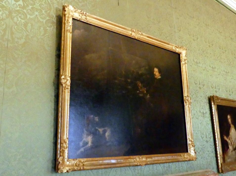 Anthonis (Anton) van Dyck: Der Marinemaler Andreas von Ertfeldt, Undatiert