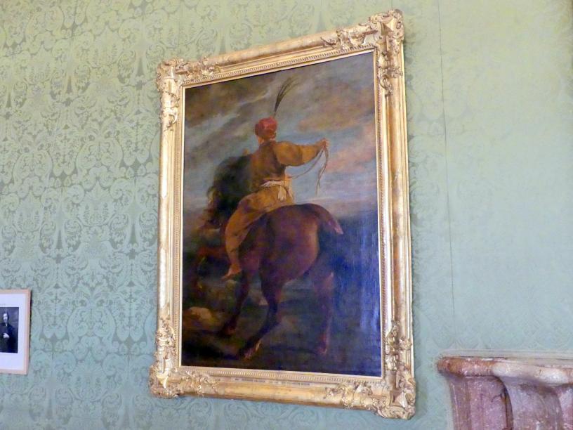 Anthonis (Anton) van Dyck: Der polnische Kosak, Undatiert