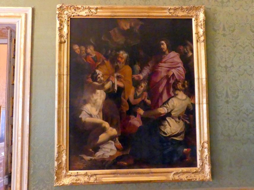 Abraham Janssens van Nuyssen: Auferweckung des Lazarus, Undatiert