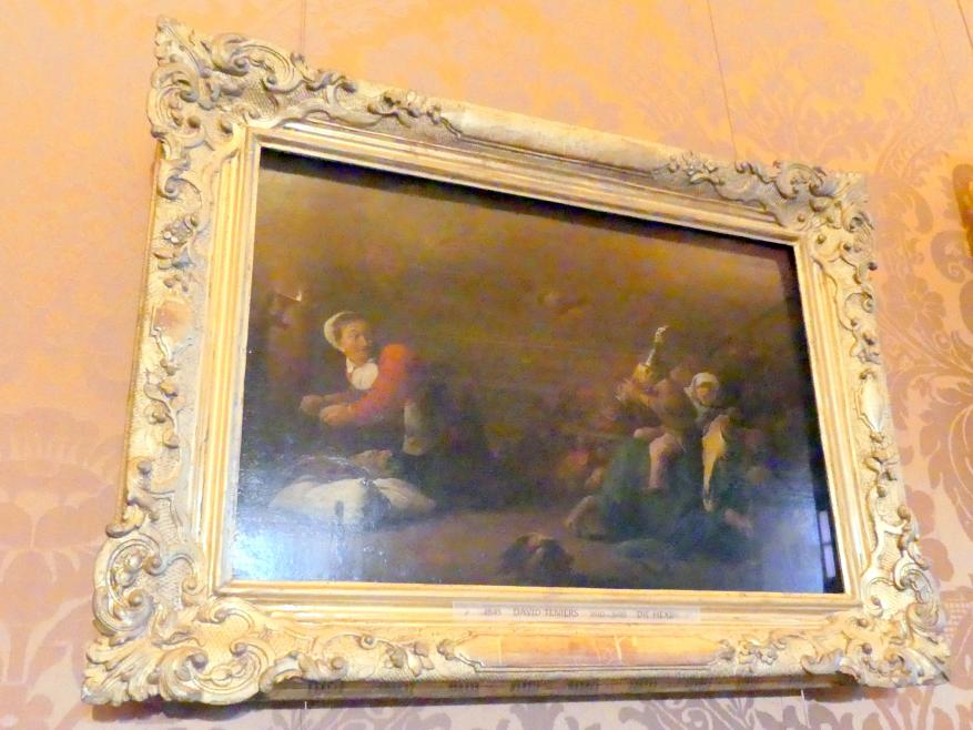 David Teniers der Jüngere: Die Hexe, Undatiert