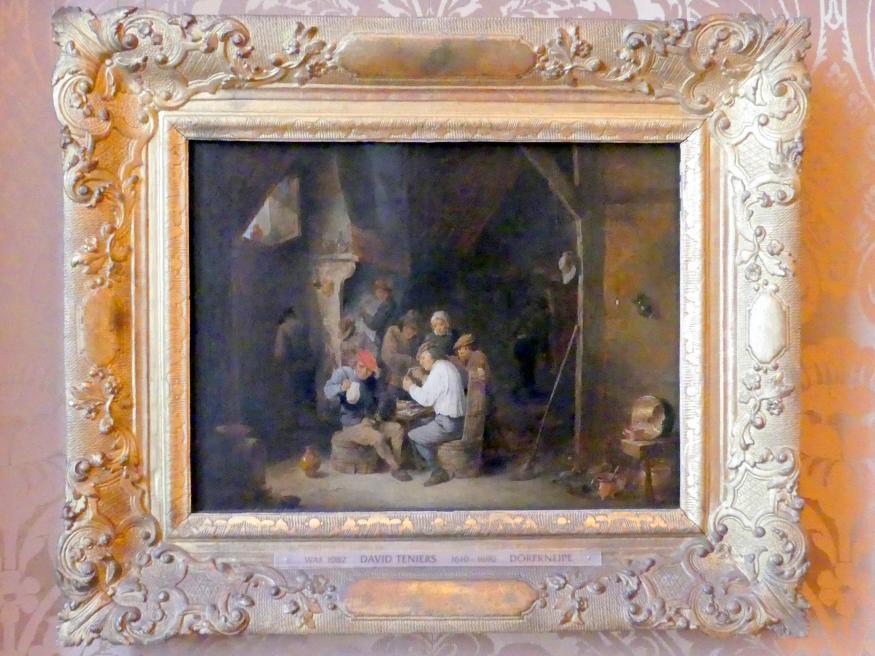 David Teniers der Jüngere: Dorfkneipe, Undatiert