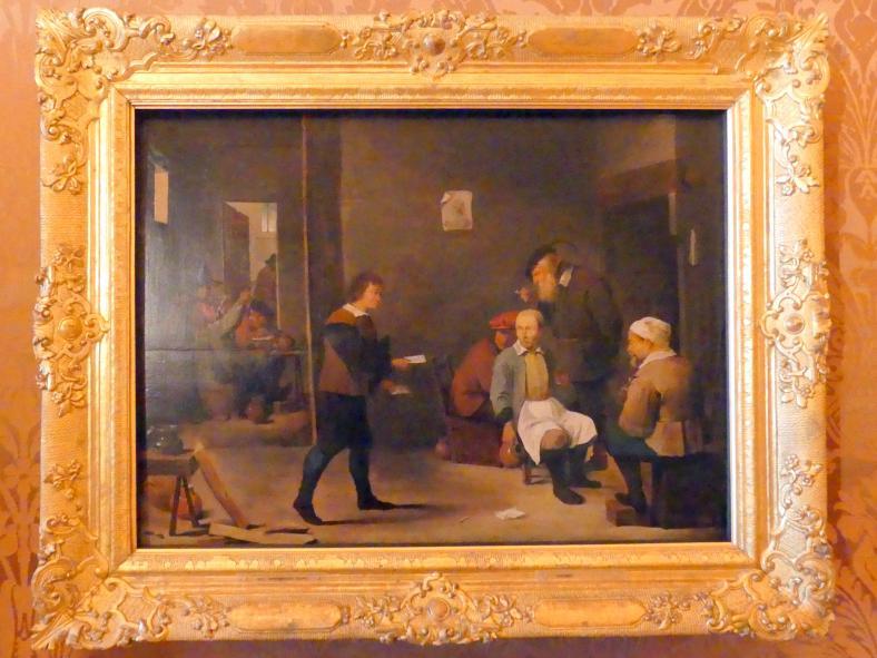 David Teniers der Jüngere (Kopie): Der Brief, Undatiert