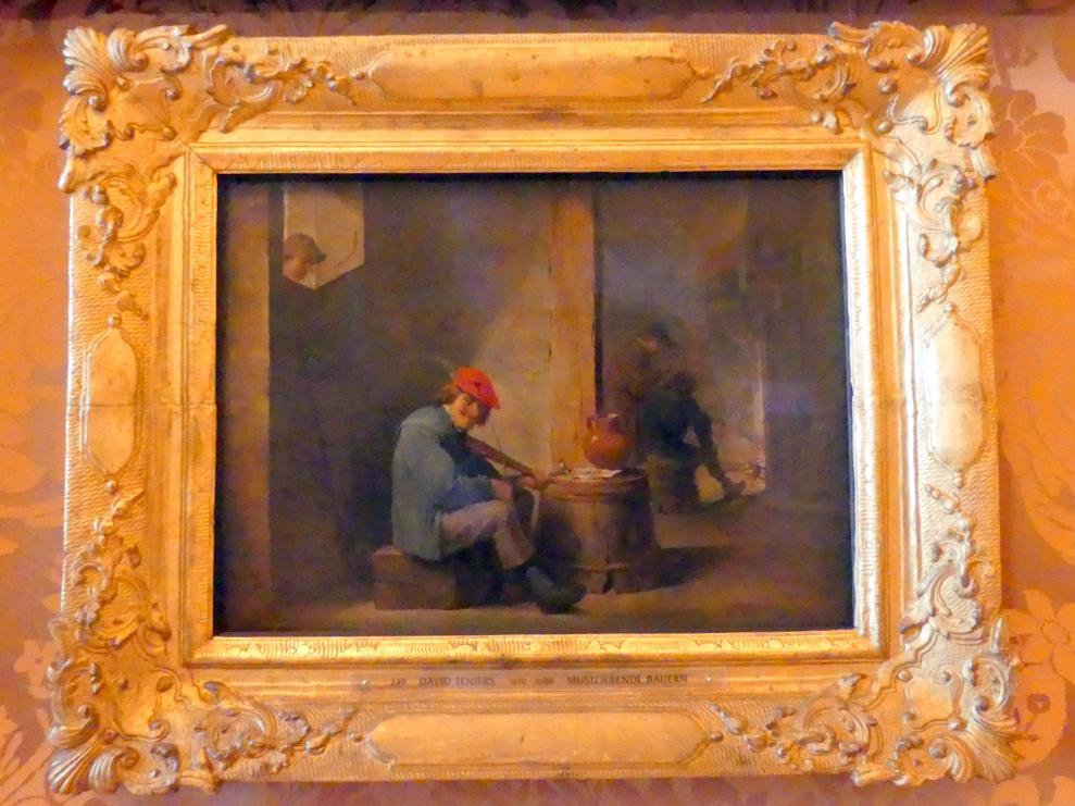 David Teniers der Jüngere: Musizierende Bauern, Undatiert