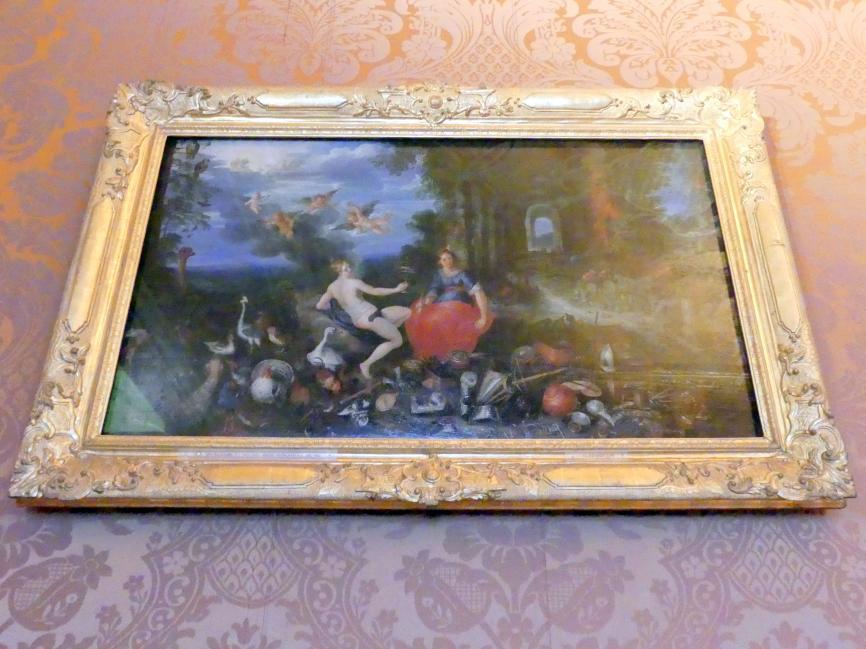 Jan Brueghel der Jüngere: Feuer und Luft, Undatiert