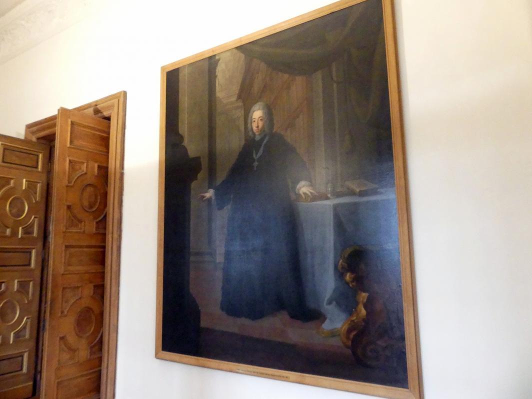 Francesco Trevisani: Kurfürst Clemens August von Köln, Undatiert