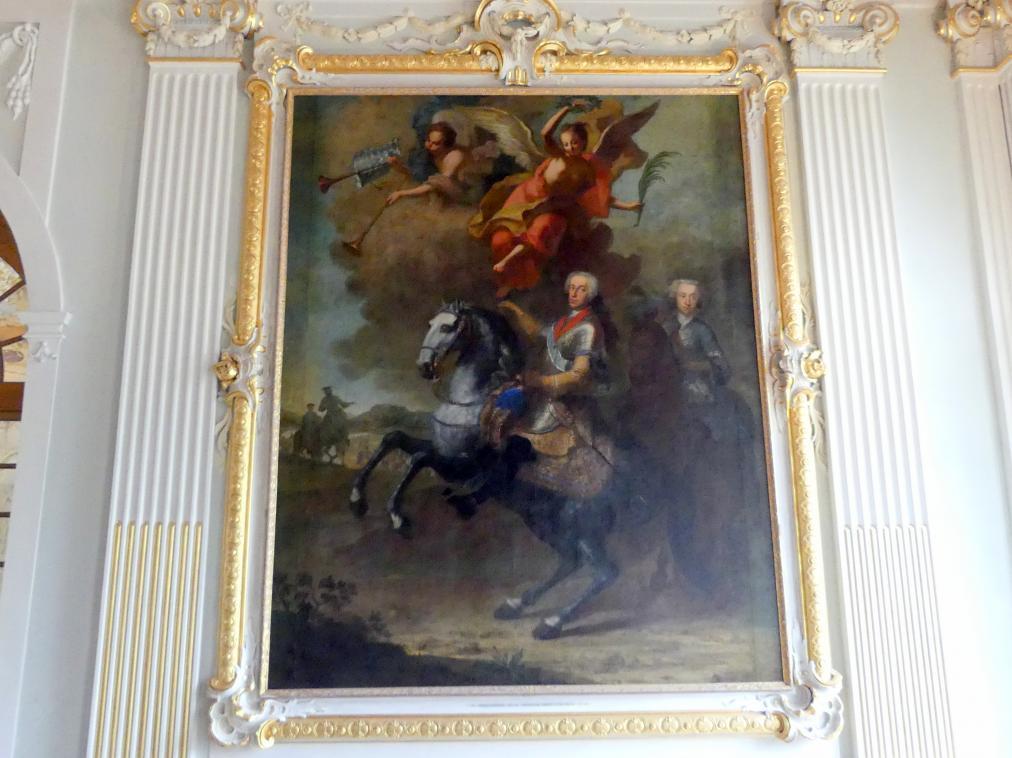 George Desmarées: Kurfürst Karl Albrecht später Karl VII., Undatiert