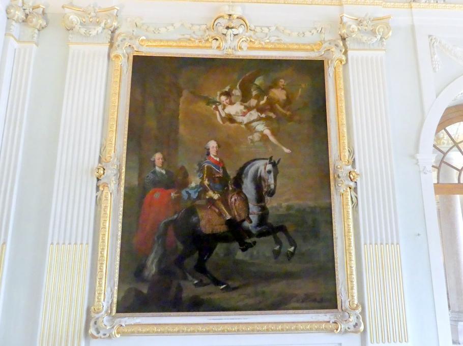 George Desmarées: Kurfürst Max Josef III. (1727-1777), Undatiert