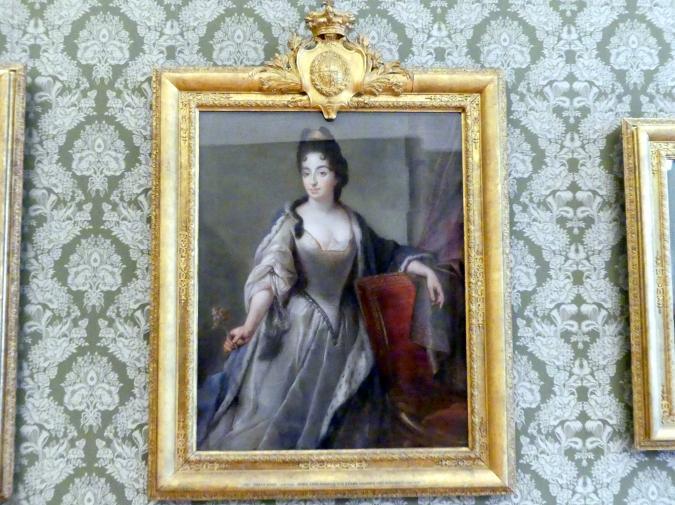 Joseph Vivien: Maria Anna Christine von Bayern, Dauphine von Frankreich (1660-1690), Undatiert