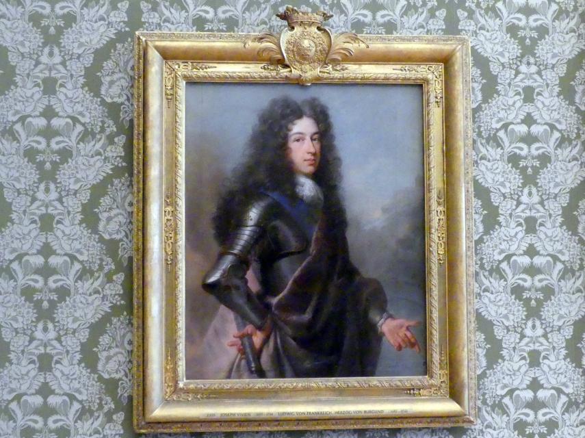 Joseph Vivien: Ludwig von Frankreich, Herzog von Burgund (1682-1712), Undatiert