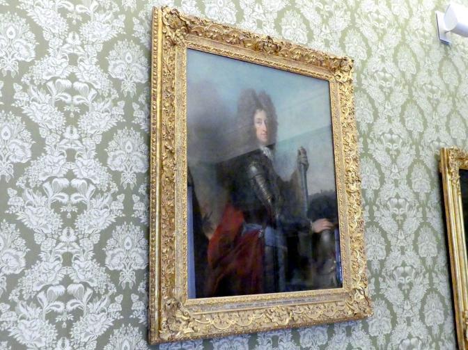 Joseph Vivien: Kurfürst Max Emanuel von Bayern (1662-1726), Undatiert