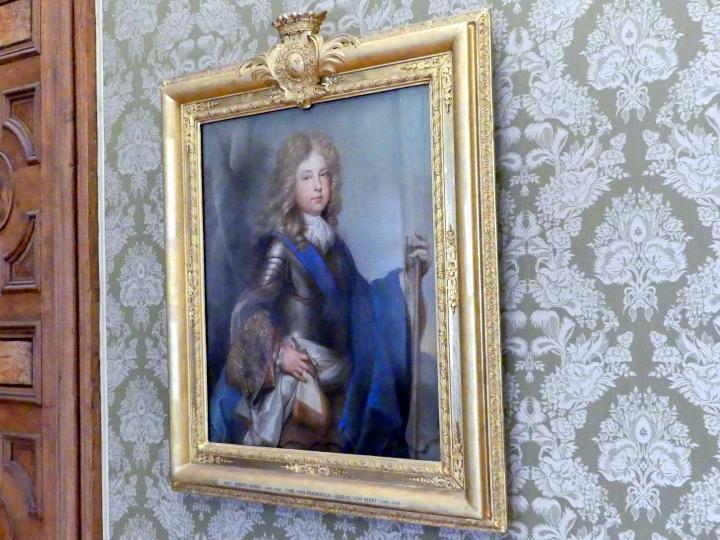 Joseph Vivien: Carl von Frankreich, Herzog von Berry (1686-1714), Undatiert