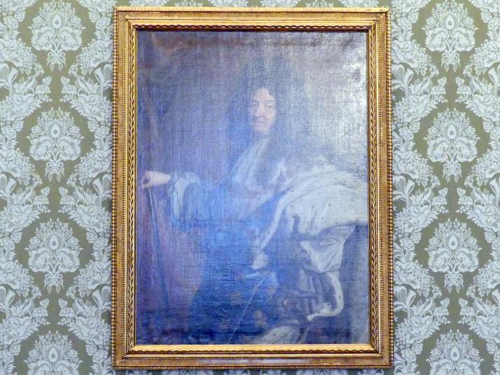 Hyacinthe Rigaud (Kopie): König Ludwig XIV. von Frankreich, Undatiert