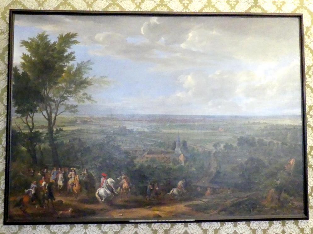 Adam Frans van der Meulen: Die Eroberung von Lille, 1667