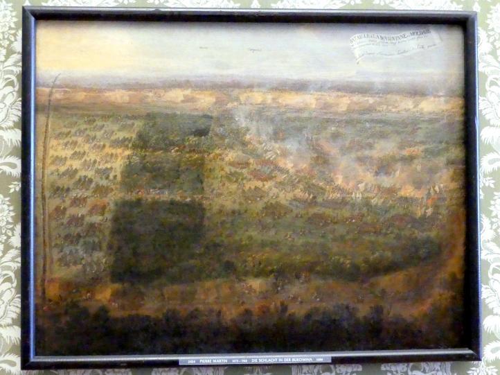 Pierre-Denis Martin: Die Schlacht in der Bukowina, 1686