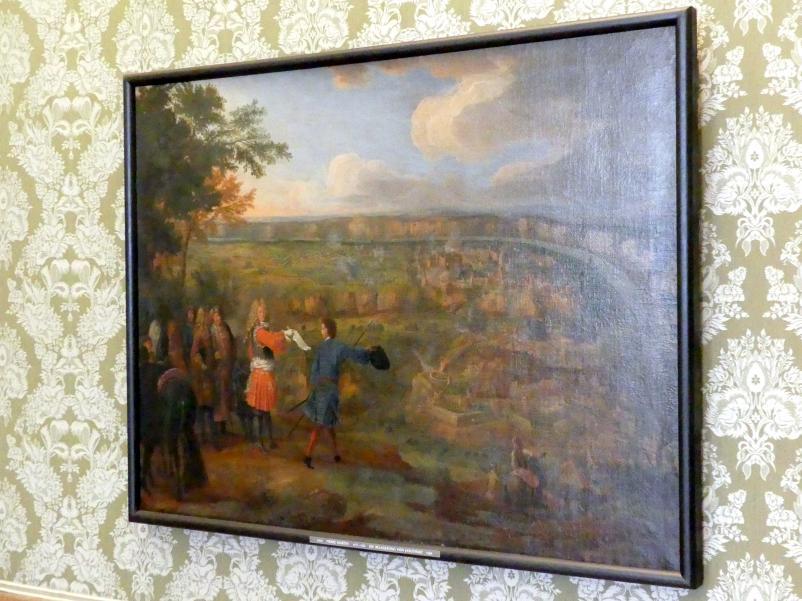 Pierre-Denis Martin: Die Belagerung von Jaslowiec, 1684