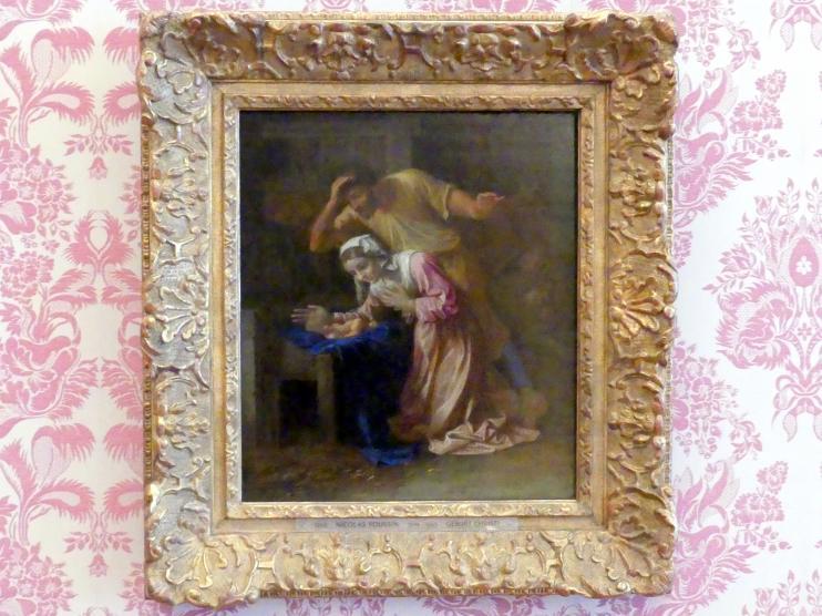Nicolas Poussin: Geburt Christi, Undatiert