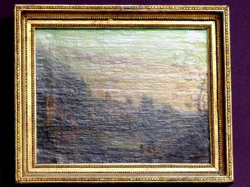 Jan van Huysum: Italienische Landschaft, um 1709