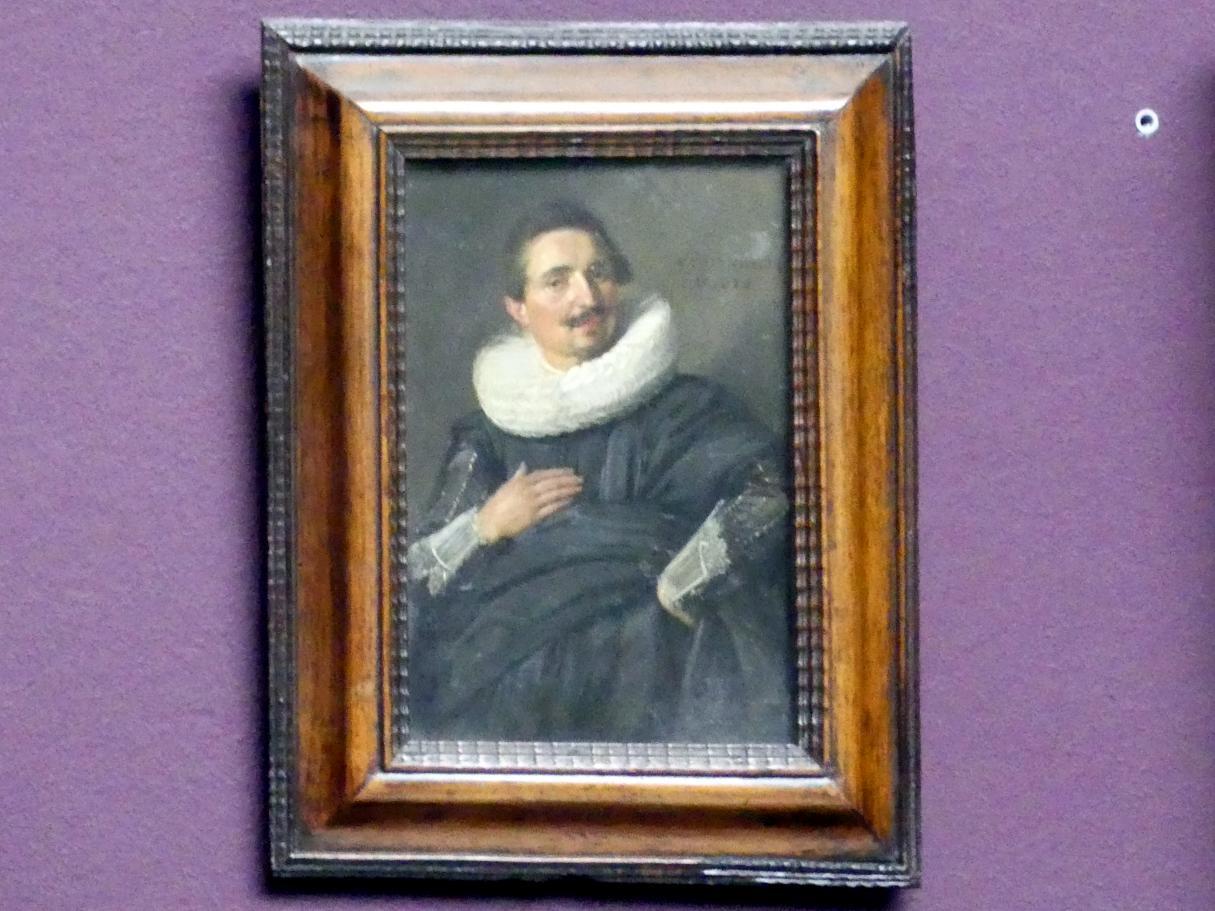 Frans Hals: Bildnis eines jungen Kavalliers, 1624
