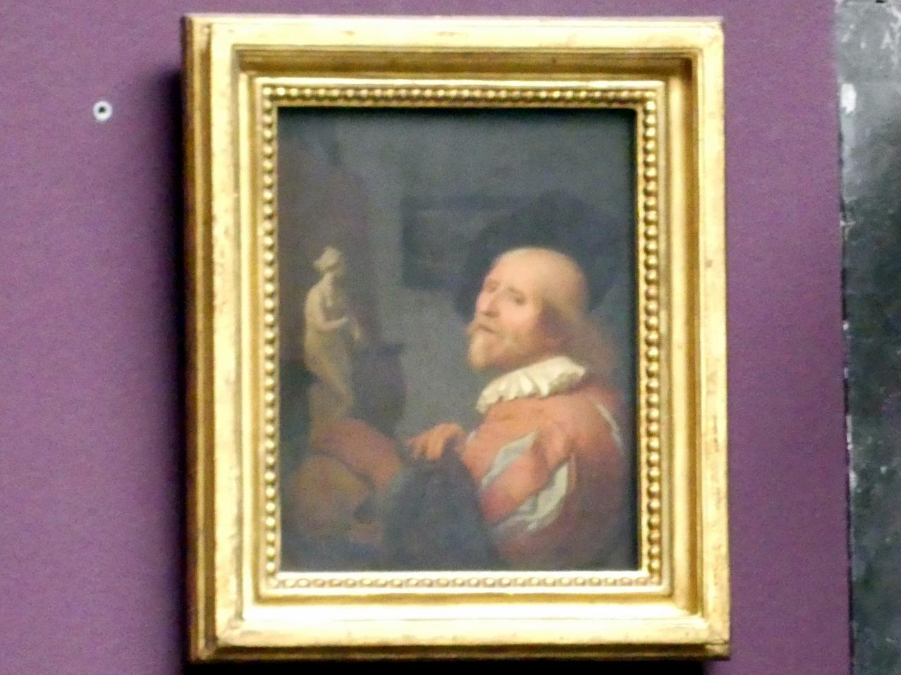 Godfried Schalcken: Ein Künstler im Atelier, 1670 - 1675
