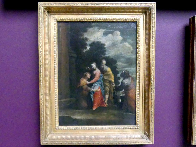 Giuseppe Maria Crespi (Spagnuolo): Heimsuchung Mariens, 1710 - 1720