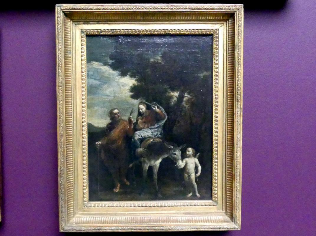Giuseppe Maria Crespi (Spagnuolo): Flucht nach Ägypten, 1710 - 1725