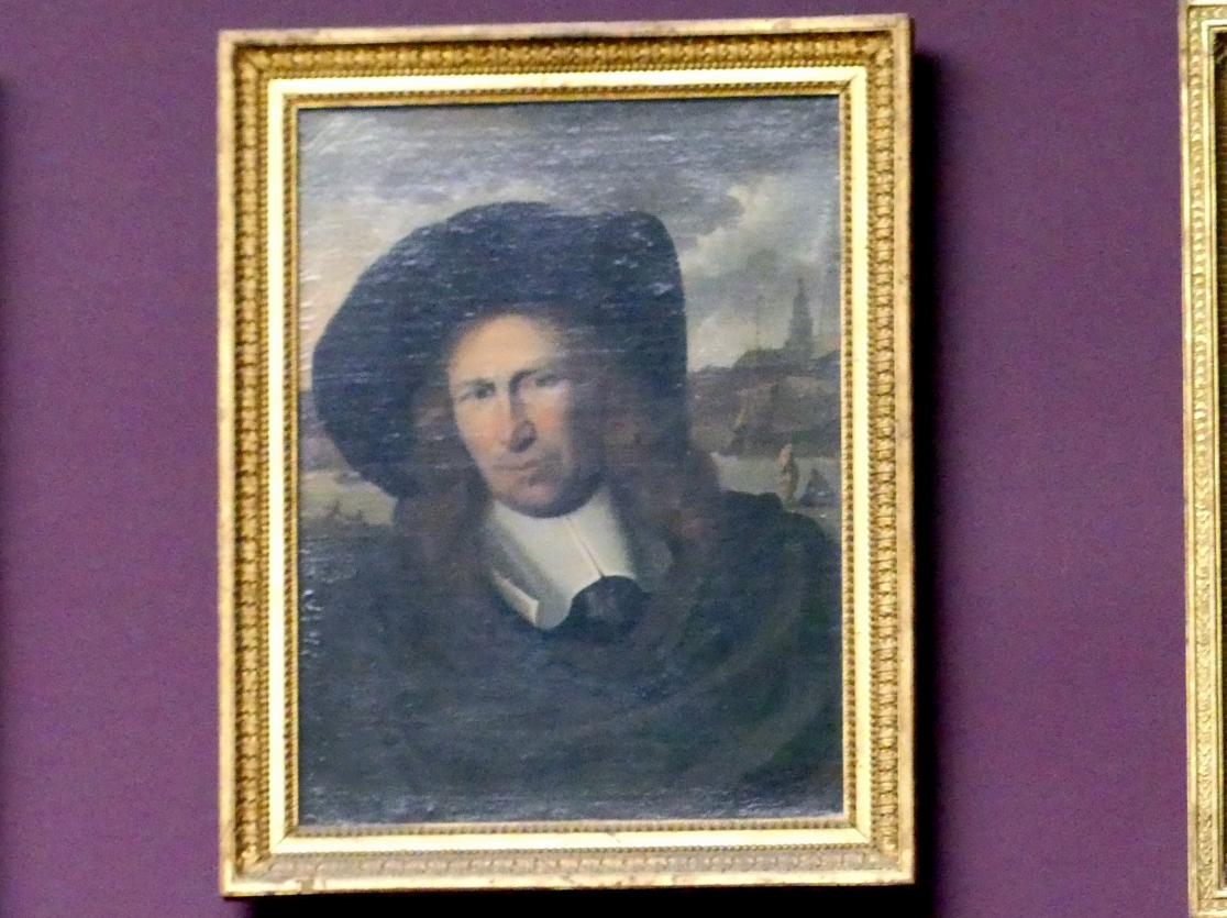 Ludolf Bakhuizen (Backhuysen): Bildnis eines Mannes aus Emden, um 1675 - 1680