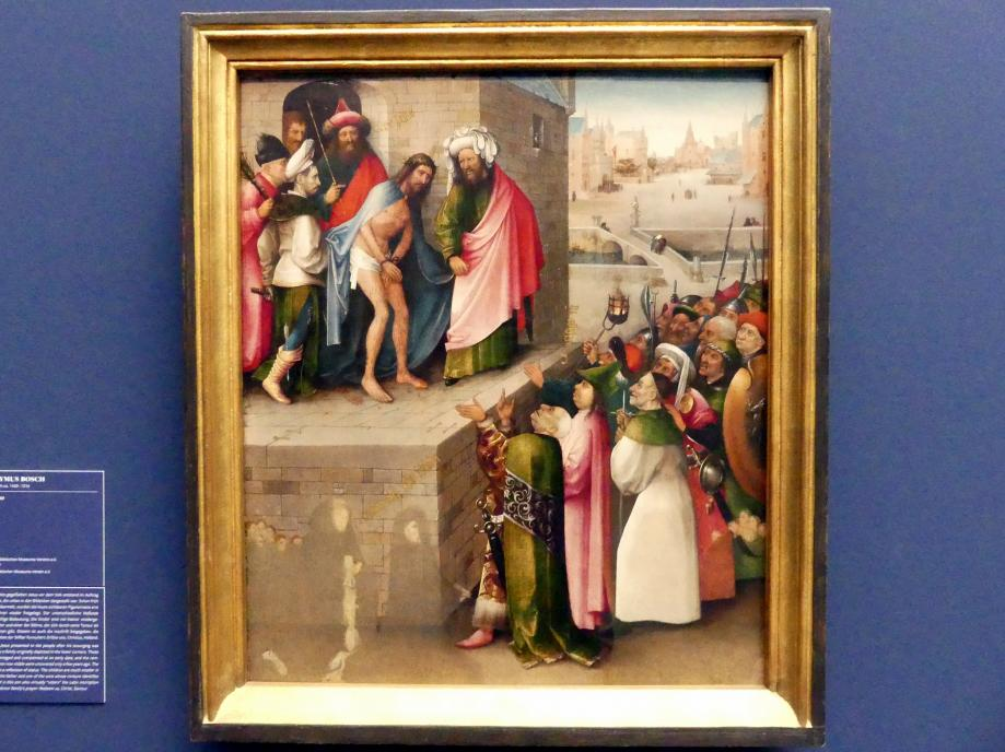 Hieronymus Bosch: Ecce Homo, um 1500