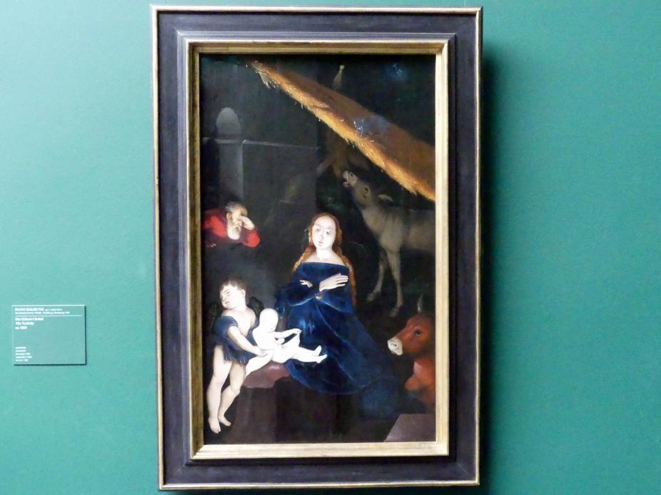 Hans Baldung Grien: Die Geburt Christi, Um 1530