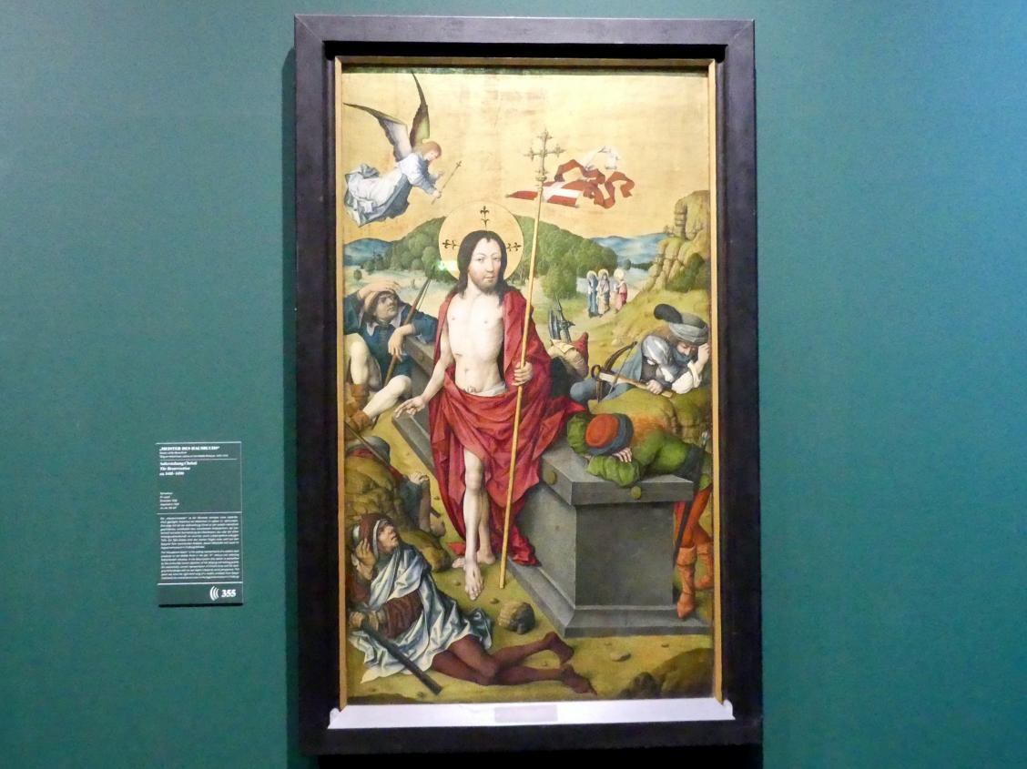 Meister des Hausbuchs: Auferstehung Christi, Um 1485 - 1490