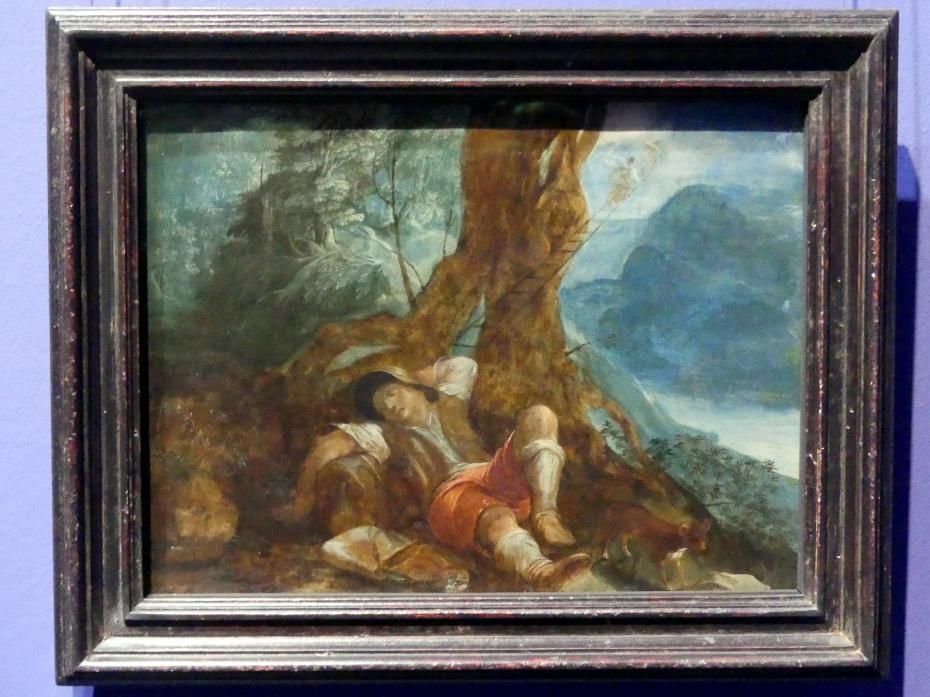 Adam Elsheimer: Jakobs Traum, 1597 - 1598