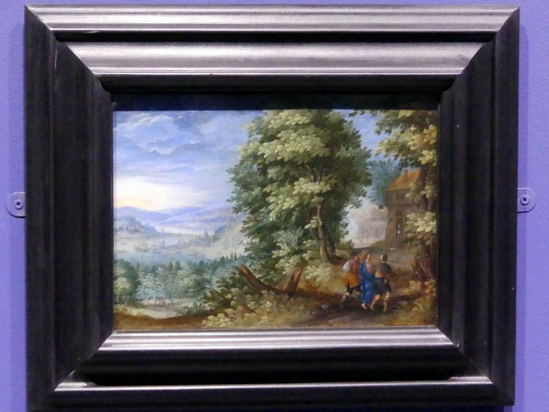 Der Gang nach Emmaus, Um 1600