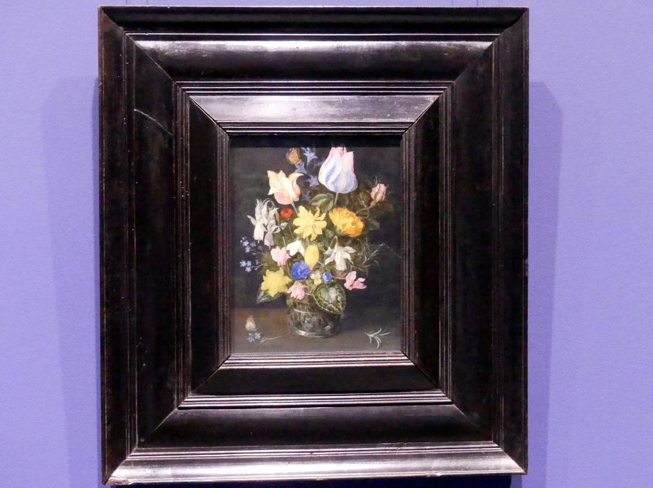 Jan Brueghel der Ältere (Werkstatt): Blumenstillleben, Um 1610 - 1625