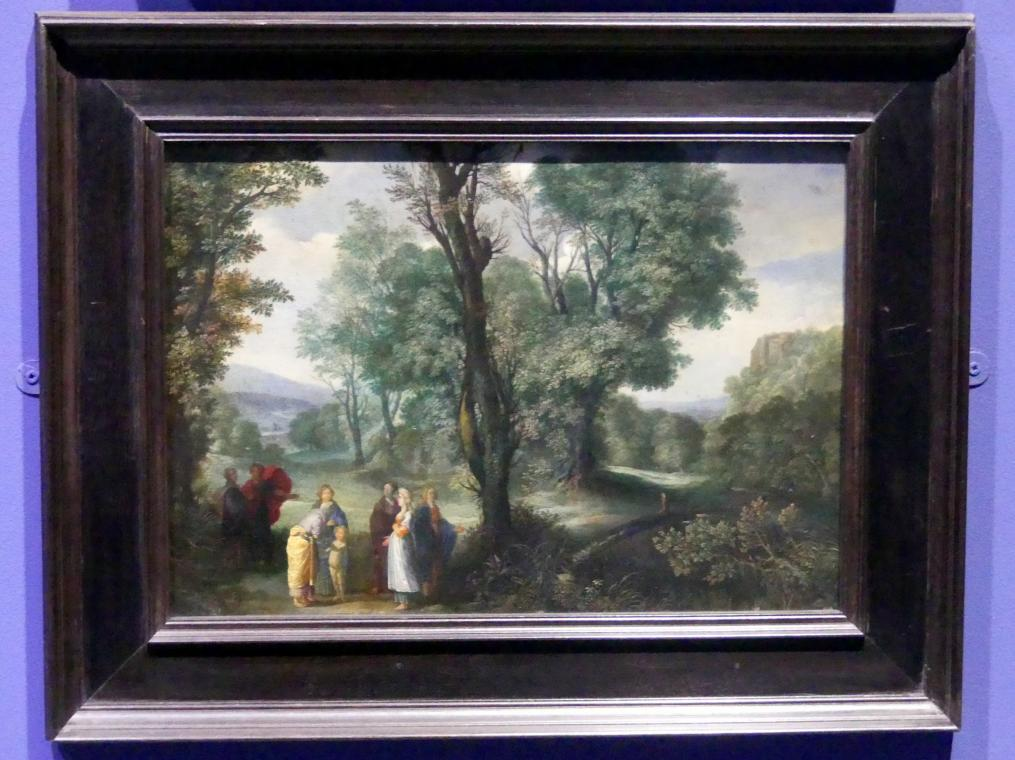 David Teniers der Ältere: Geburt des Adonis, um 1600 - 1605