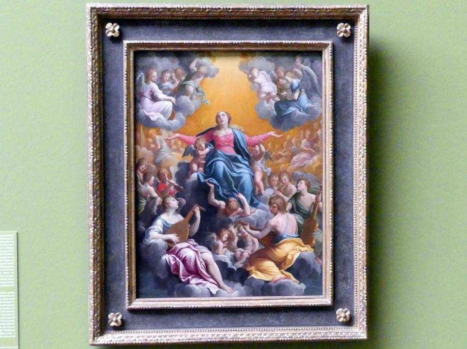 Guido Reni: Himmelfahrt Mariens, Um 1596 - 1597